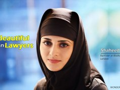 Most Attractive Women Lawyers
