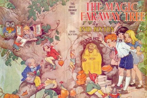 Magic Faraway Tree children stories