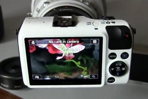 Canon EOS M Sample Photo