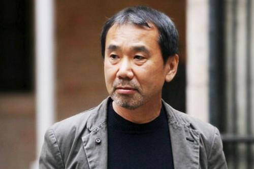 Haruki Murakami Most Successful Authors