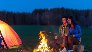 Wild and Romantic Camping Sites