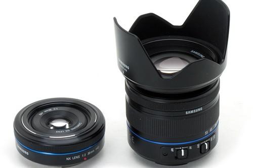 samsung Mirrorless System Cameras