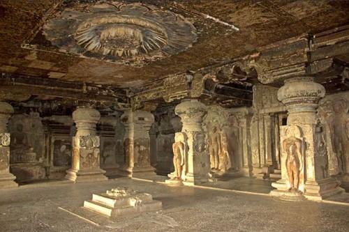 Ajanta and Ellora Caves, India