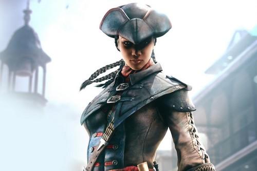 Aveline de Grandpre, from Assassin's Creed