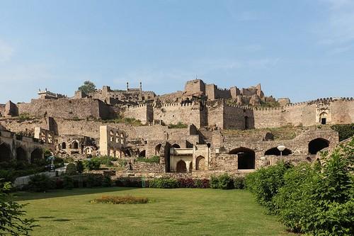 Golkonda Fort, haunted historical monuments