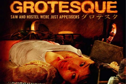Grotesque cult movies