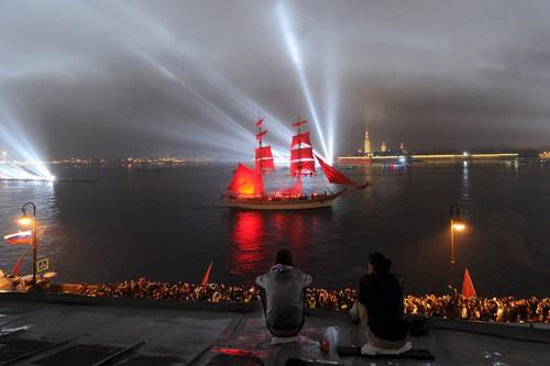 Scarlet Sails, White Nights Festival