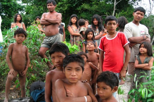 The Piraha Tribe People Brazil