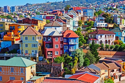 Top 10 Most Colourful Cities in the World