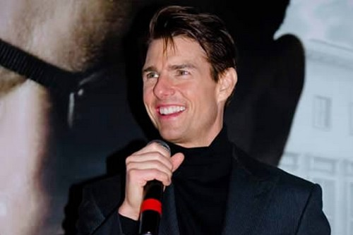 Who Else but Tom Cruise