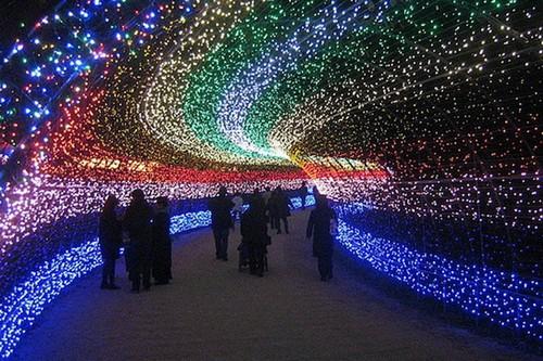 Winter Light Festival, Japan