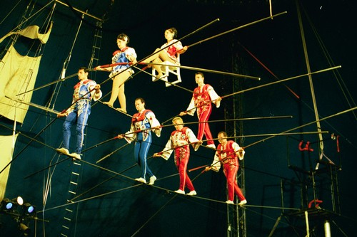 Flying Wallendas Dreadful Circus Accidents