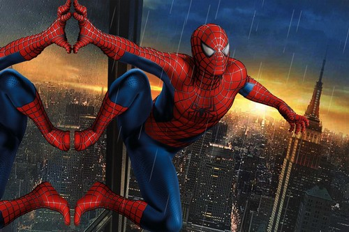Hollywood Mistakes Spider Man
