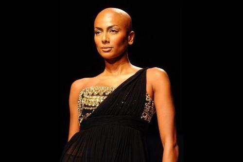 Diandra Soares Bald Look