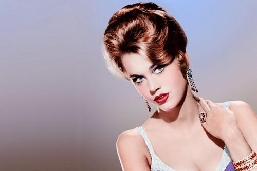 Jane Fonda Beautiful Actresses who were Models