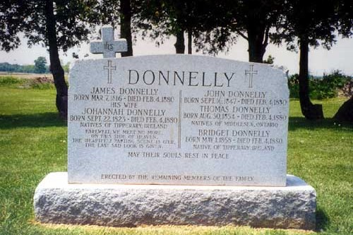 The Black Donnellys