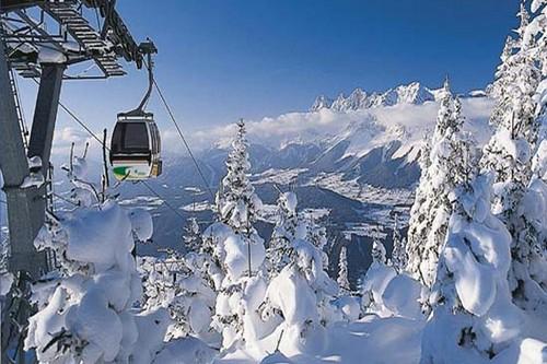 Cortina dAmpezzo italy ski resort