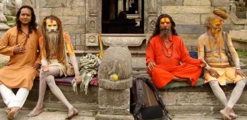 Aghori Hindu Cannibal Temple