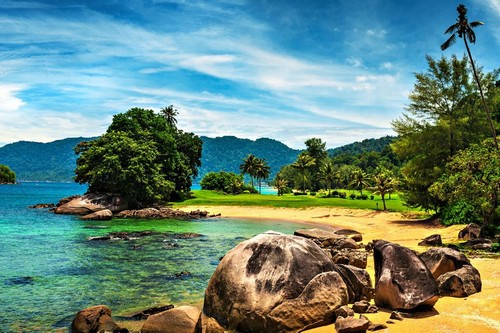 Tioman Island Best Places to Visit in Malaysia