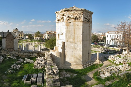 Tower of the Winds Athen