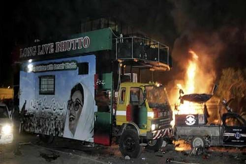 2007 Karachi Bombing