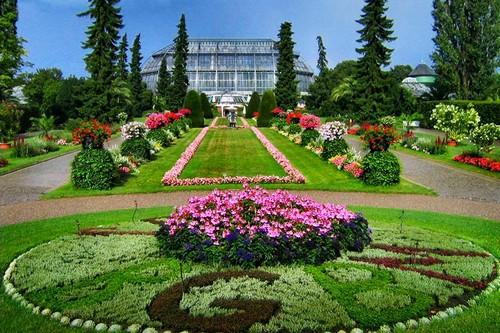 Botanischer Garten und Botanisches Museum