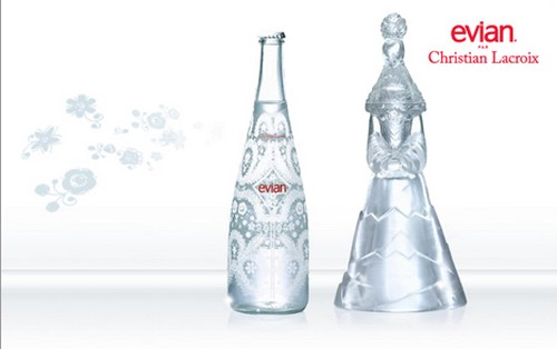 Christian Lacroix–Evian 2008 Limited Edition