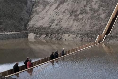 Moses Bridge Stairs