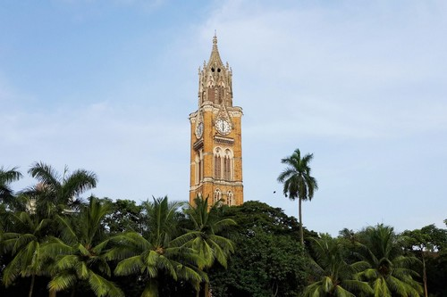 Rajabai Tower In Mumbai