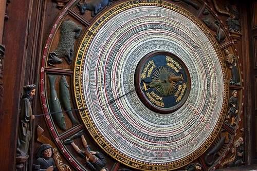 Rostock Astronomical Clocks