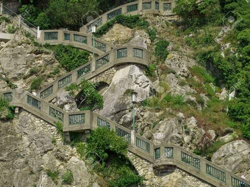 Most Famous Stairways