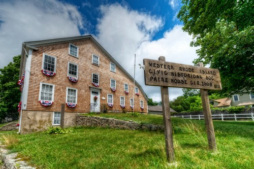 The Paine House Haunted Places in New England