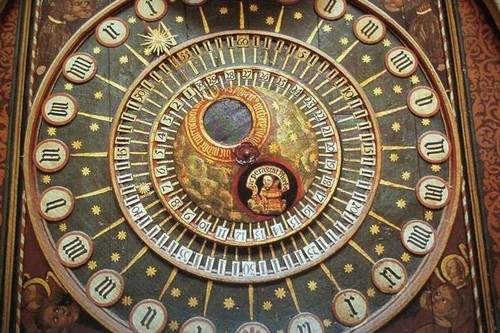 Wells cathedral Astronomical Clocks