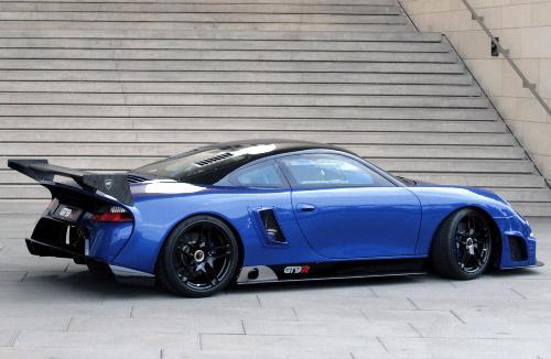 9ff GT9-R Porsche