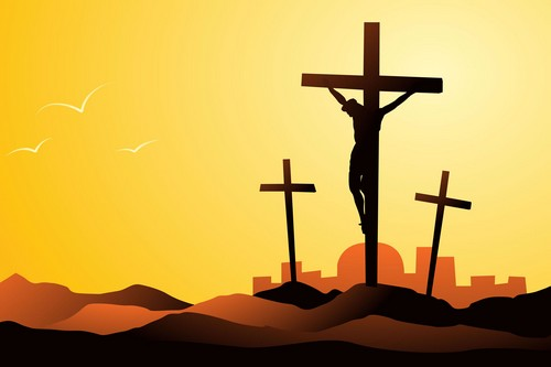Crucifixion is alive