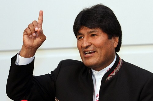Evo Morales Popular Socialist Leaders