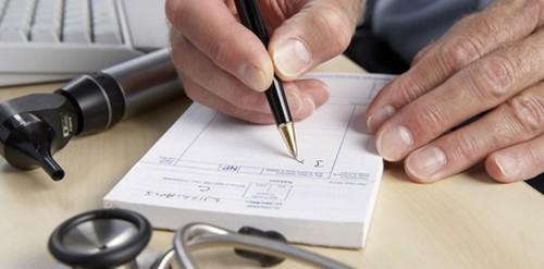 Killer handwritten prescriptions