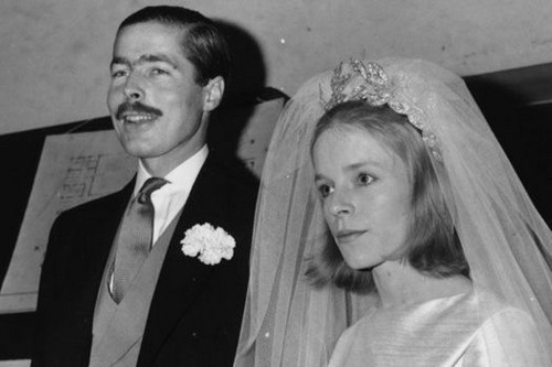 Lord Lucan with Wife