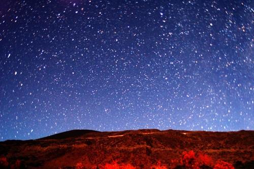 Namib Desert Night Sky