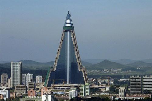 Ryugyong Hotel (North Korea)