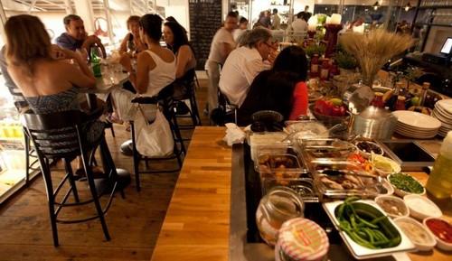 Street Food Cities Israel