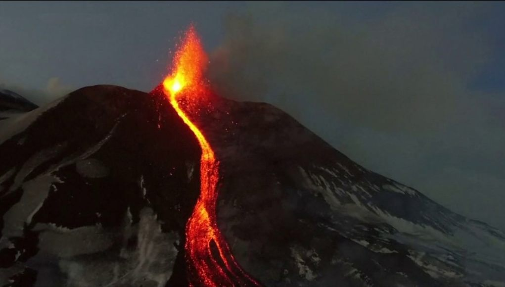 Most Amazing Volcanoes in the world