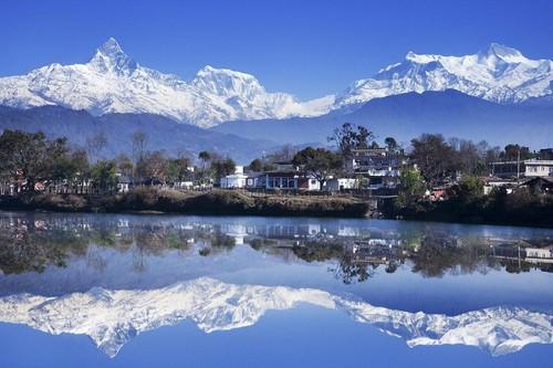 Paradisiacal Kashmir Valley
