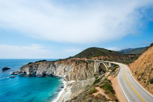 Pacific Coast Highway, WA – CA