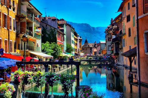 Magnificent Canal Cities Annecy