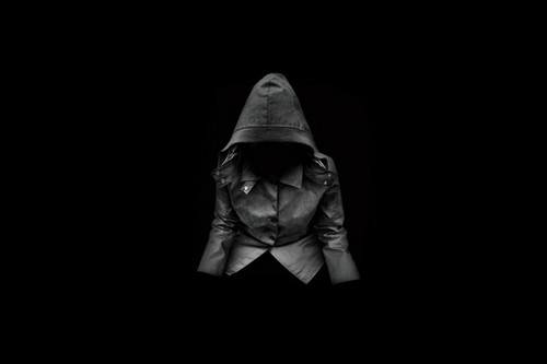 Paranormal Games Hooded Man