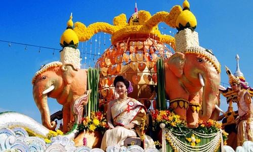 Chiang Mai Flower Festivals