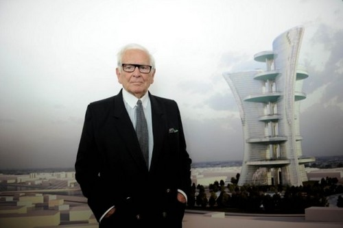 Pierre Cardin Legendary Fashion Designers