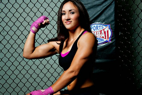 Carla Esparza Female Mixed Martial Artists