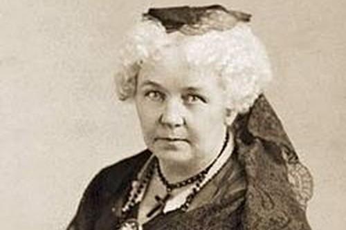 Elizabeth Stanton Famous Feminists